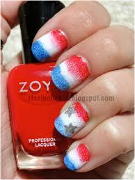 top 10 fantastic american flag nail art tutorials top inspired