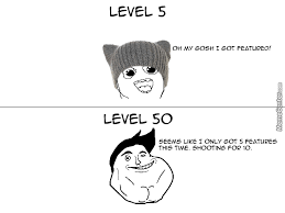 Yes Meme Face - memecenter levels in ma mind and yes level 50 s get a chiseled face