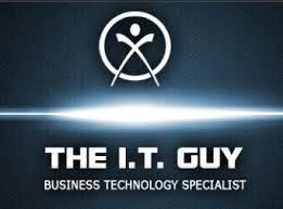 It Technician Business Card Computer Repair U0026 Networkign In Lafayette La By The I T Guy