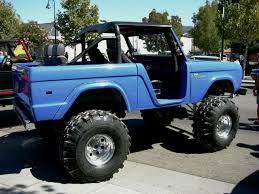 blue bronco car fordbronco explore fordbronco on deviantart
