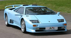 car lamborghini blue used 1998 lamborghini diablo sv for sale in buckinghamshire