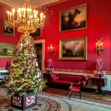rome decoration hand cote de texas the first white house christmas for the new president