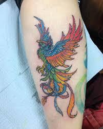 tattoo artist u2014 phoenix tattoo phoenix birdtattoo firebird