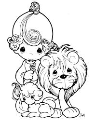 precious moments coloring pages coloringsuite