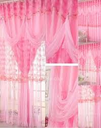 Sheer Pink Curtains Curtains Extraordinary Incredible Dark Pink Sheer Curtains