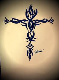 tattoo cross design by tattoooooo on deviantart