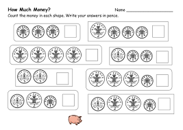 all worksheets money worksheets free printable worksheets