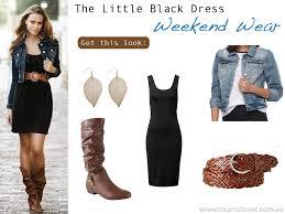 how to make your u201cblack u201d attire look a hit carryurswag