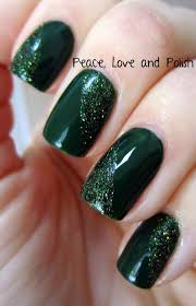 15 emerald green nail designs you can copy nails pinterest