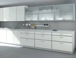 Glass Door Kitchen Wall Cabinets Frosted Glass Doors For Kitchen Cabinets Contempary S Kitchen Wall