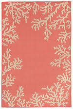 Coral Area Rugs Coral Rug Ebay