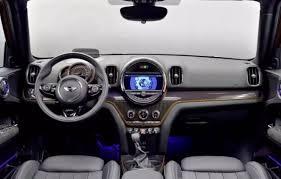 Mini Cooper Interior 2018 Mini Cooper S E Countryman All4 Interior 2018 Release Date 2017