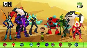 ben 10 meet aliens cartoon network