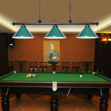 pool table light fixtures hanging pool table light ebay