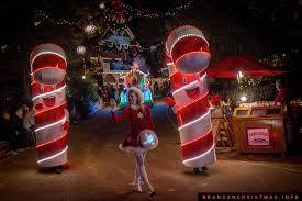 20 photos from all new rudolph u0027s holly jolly christmas light