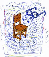 studio job gothic chair for moooi