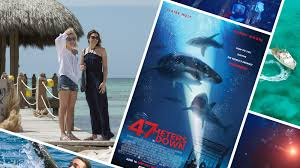 45 Feet To Meters by Mandy Moore Filming U002747 Meters Down U0027 Was
