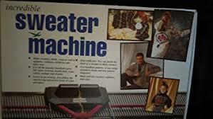sweater machine amazon com bond sweater machine