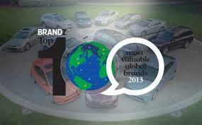 lexus top brand toyota lead brandz u0027s top 10 most valuable auto brands but what
