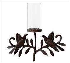 Bird Sconce Bronze Bird Candle Sconce Pottery Barn