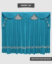 Movie Drapes Velvet Curtains Home Theater Stage Curtains Panels And Drapes