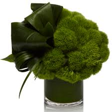 Small Flower Arrangements Centerpieces Green Contemporary Bouquet With Dianthus Green Trick Kind Of
