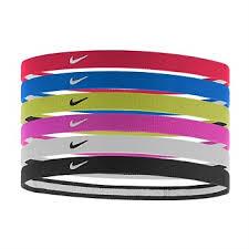 headband elastic rebel sport nike elastic swoosh sport headband 6 pack