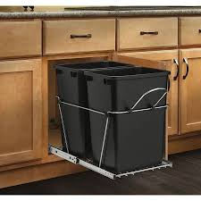 pull out trash cabinet cabinet kitchen trash can cabinet pull out