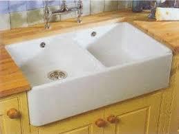 Deep Double Kitchen Sink by Kitchen Sinks U0026 Taps Villeroy U0026 Boch Farmhouse 6331 Ceramic