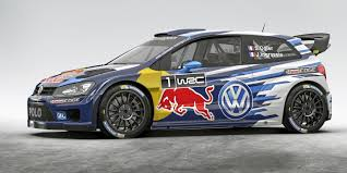 2017 volkswagen polo r wrc teased photos 1 of 2