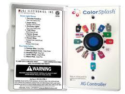 colorsplash xg wireless light controller