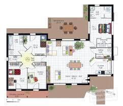 Moroccan Riad Floor Plan Maison à L U0027architecture Bioclimatique Architecture House And