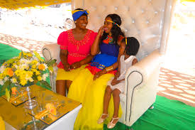 a precious pedi wedding in limpopo style decor proceedings