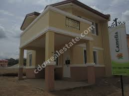 House With Carport Mara 2 Storey House With Carport Balcony At La Mirande Crest Cdo