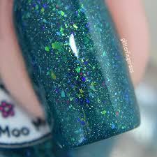 nailmail x moo moo u0027s signatures collab shades glitterfingersss