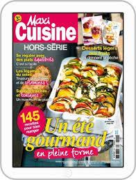 maxi cuisine hors série magazine digital discountmags com