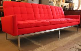 Retro Modern Sofa Florence Knoll Sofa For Knoll Vintage Knoll Sofa Tufted Sofa