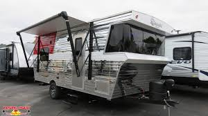 used rv campers travel trailers for sale pacific coast rv
