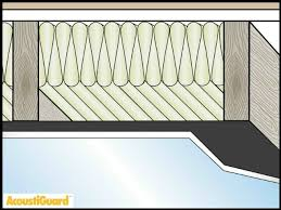How To Soundproof A Basement Ceiling by Valuable Idea Soundproofing Basement Ceiling Amazing Ideas How To