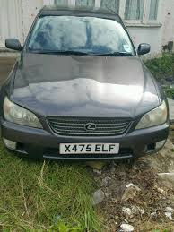 lexus is200 year 2000 toyota lexus is200 in redbridge london gumtree