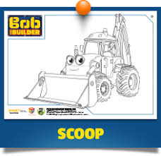 coloring pages bob the builder pbs kids