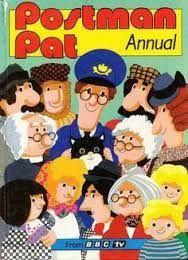 Postman Pat Duvet 2 Vintage Badges Postman Pat Age 3 U0026 Pat And Jess Badge View