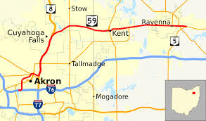 Ohio Usa Map by Ohio State Route 59 Wikipedia