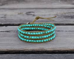 turquoise bracelet images Turquoise bracelets etsy jpg