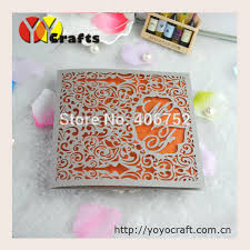 fancy indian wedding invitations compare prices on indian wedding invitation online shopping buy