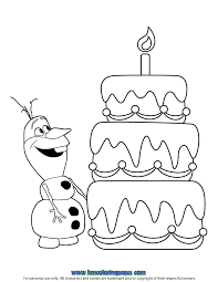 olaf coloring pages google disney frozen