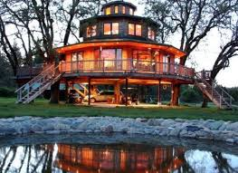 Treehouse Floor Plan by 10 Incredible Tree House Hotels In The U S Huffpost