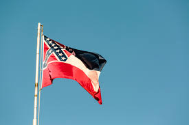 Missippi State Flag New Orleans Chicago Photographer William Widmer