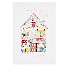 buy woodmansterne house of diy objects new home greeting card
