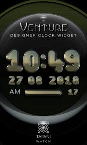 digital clock widget apk venture digital clock widget 3 05 apk for android aptoide